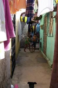 Favela - auf gute Nachbarschaft