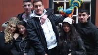 """LAP-Projekt """"Kultur erleben – Streetworker treffen Schüler"""" in Kattenturm"""