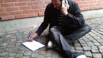 Streetwork-Bürokratie