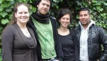 Das Team vom Freizeitheim Borgfeld