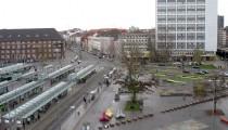 Der Bremer Bahnhofsvorplatz