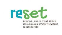 Das Logo des reset-Teams