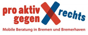 Das Logo von pro aktiv gegen rechts