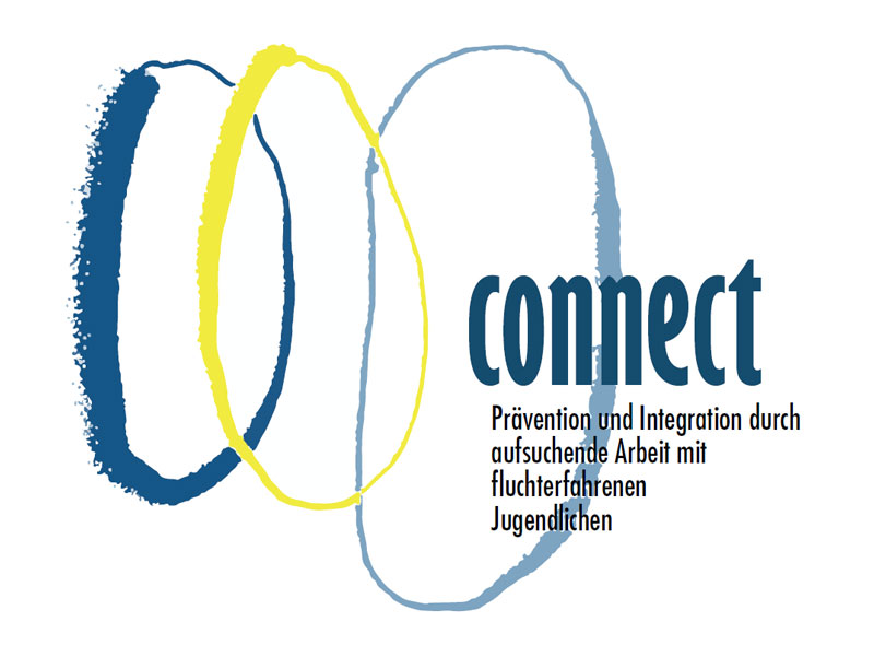 Das Logo des connect-Teams